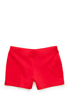 J. Khaki Knit Shorts Girls 4-6x