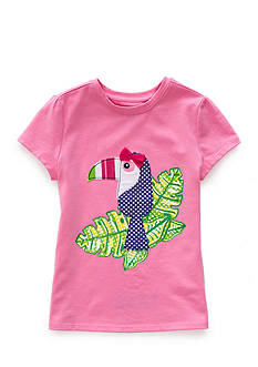 J. Khaki Toucan Tee Girls 4-6x