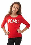 J Khaki™ #OMG Sweater Girls 7-16
