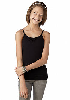 J Khaki™ Core Solid Cami Girls 7-16