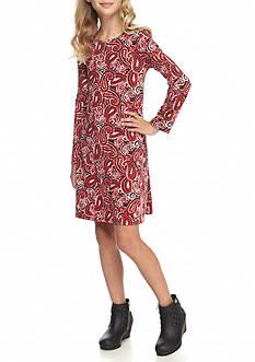 J. Khaki Swing Dress Girls 7-16