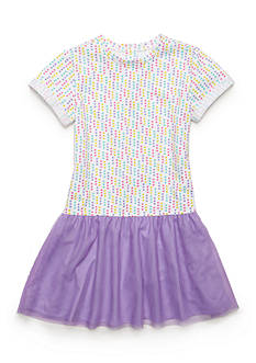 J. Khaki Tulle Dress Girls 4-6x