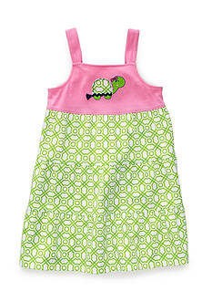 J. Khaki® Turtle Shell Dress Girls 4-6x