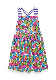 J. Khaki® Seashell Dress Girls 4-6x