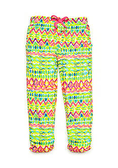 J Khaki™ Tribal Print Leggings Girls 7-16