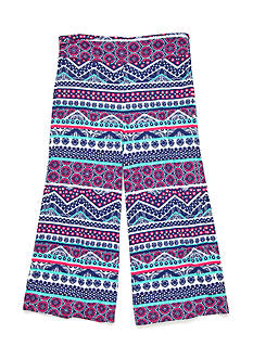 J Khaki™ Printed Chevron Gaucho Pants Girls 7-16