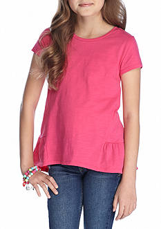 J. Khaki Basic Fashion Top Girls 7-16