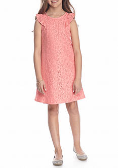 J. Khaki® All Over Lace Dress Girls 7-16