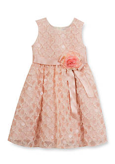 Rare Editions Sequin Dress Girls 4-6x