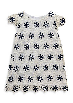 Rare Editions Daisy Lace Dress Girls 4-6X