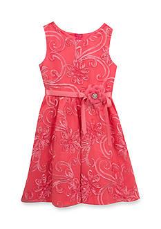 Rare Editions Soutache Dress Girls 7-16