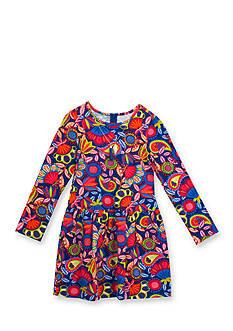 Rare Editions Bright Paisley Print Dress Girls 7-16