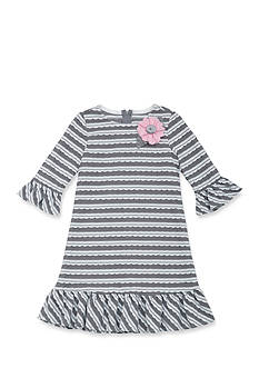 Rare Editions Textured Knit Dress Girls 7-16