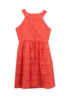 Rare Editions Lace Dress Girls 7-16
