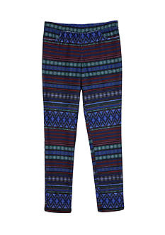 Amy Byer Girls 7-16 French Terry Print Legging