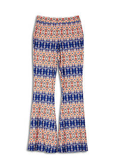 Amy Byer Knit Flare Pant Girls 7-16