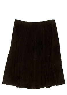 Amy Byer Diamond Gore Panel Skirt Girls 7-16