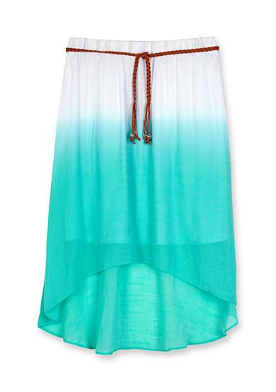 Amy Byer Dip Dye Skirt Girls 7-16 | Belk
