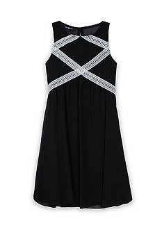 Amy Byer Pebble Dress Girls 7-16