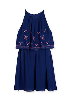 Amy Byer Popover Dress Girls 7-16