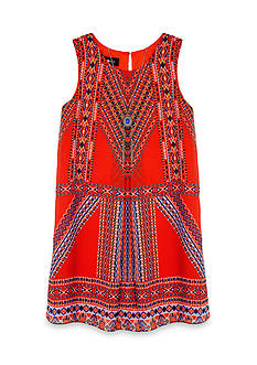 Byer California Multi Print Dress Girls 7-16