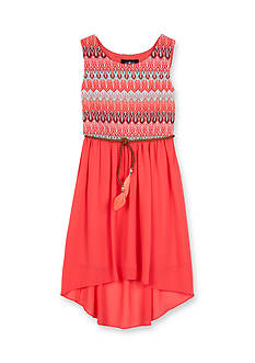 Amy Byer Lace High Low Dress Girls 7-16