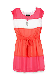 Amy Byer Colorblock Dress Girls 7-16
