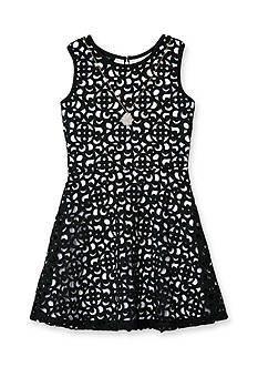 Amy Byer Fit and Flare Dress Girls 7-16