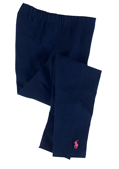 Ralph Lauren Childrenswear Solid Legging Girls 4-6X