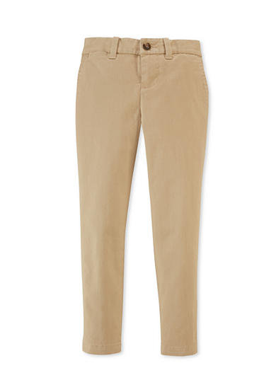 Ralph Lauren Childrenswear Chino Pant Girls 4-6X