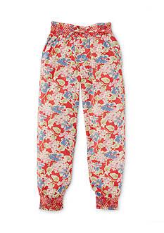 Ralph Lauren Childrenswear Floral Pants Girls 4-6x