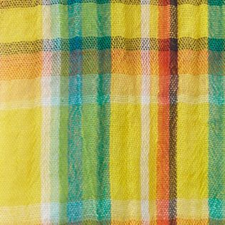 Baby & Kids: Short Sleeve Sale: Yellow Ralph Lauren Childrenswear Plaid Shirt Girls 4-6x