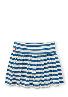 Ralph Lauren Childrenswear Stripe Skirt Girls 4-6x