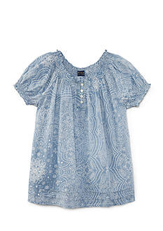 Ralph Lauren Childrenswear Boho Top Girls 4-6x