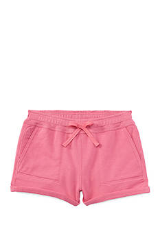Ralph Lauren Childrenswear Terry Short Girls 4-6x