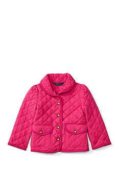 Ralph Lauren Childrenswear Shawl Barn Jacket Girls 4-6x
