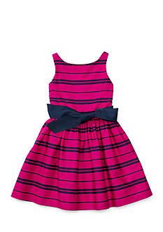Ralph Lauren Childrenswear Fit and Flare Newport Dress Girls 4-6x