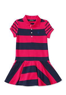 Ralph Lauren Childrenswear Stretch Mix and Match Dress Girls 4-6x