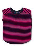 Ralph Lauren Childrenswear Striped Jersey Sport