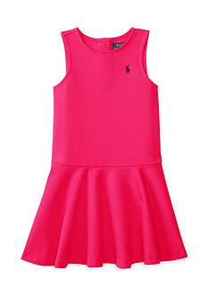 Ralph Lauren Childrenswear Ponte Dress Girls 4-6x