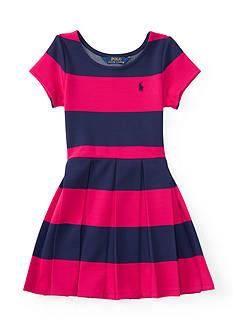 Ralph Lauren Childrenswear Ponte Knit Dress Girls 4-6x