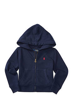 Ralph Lauren Childrenswear Cotton-Blend Terry Hoodie Girls 4-6x