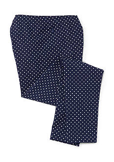 Ralph Lauren Childrenswear Jersey Polka Dot Leggings Girls 4-6x