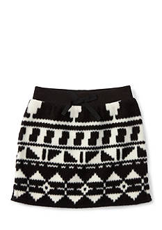Ralph Lauren Childrenswear Fleece Pull-On Skirt Girls 4-6x