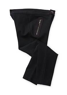 Ralph Lauren Childrenswear Moto Cotton-Blend Legging Girls 4-6x