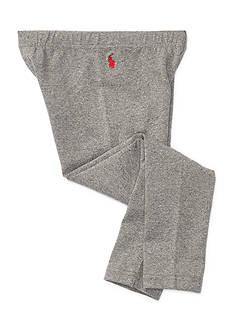 Ralph Lauren Childrenswear Stretch Jersey Legging Girls 4-6x