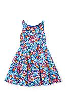 Ralph Lauren Childrenswear Floral Fit-and-Flare