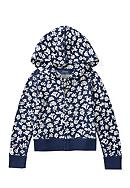 Ralph Lauren Childrenswear Floral Jersey Full-Zip