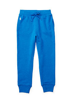 Ralph Lauren Childrenswear French Terry Drapey Pant Girls 4-6x