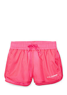 Ralph Lauren Childrenswear Ripstop Short Girls 4-6x
